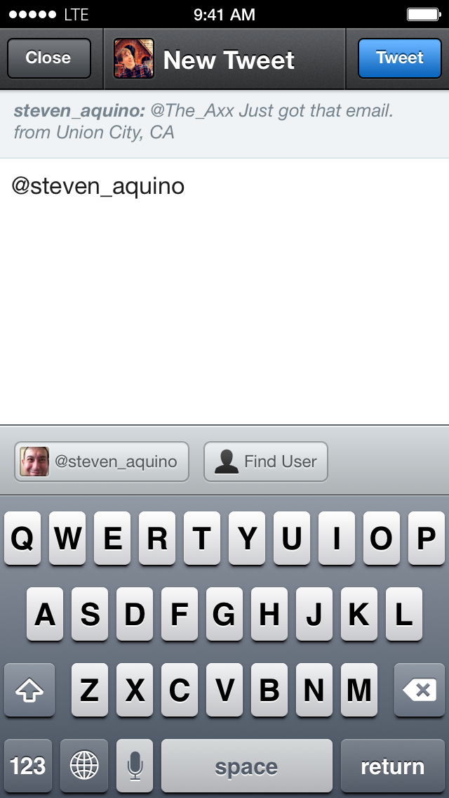 Tweetbot 3 Compose View